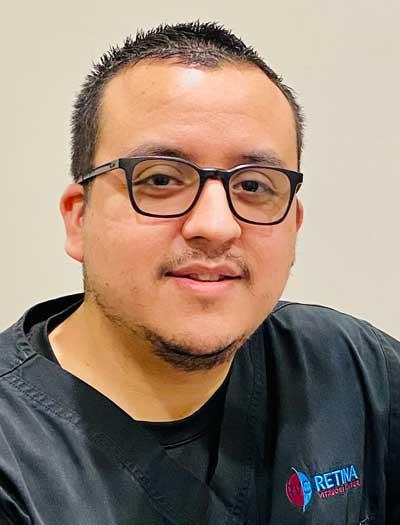 Martin Orozco Jr., COMT, OSC